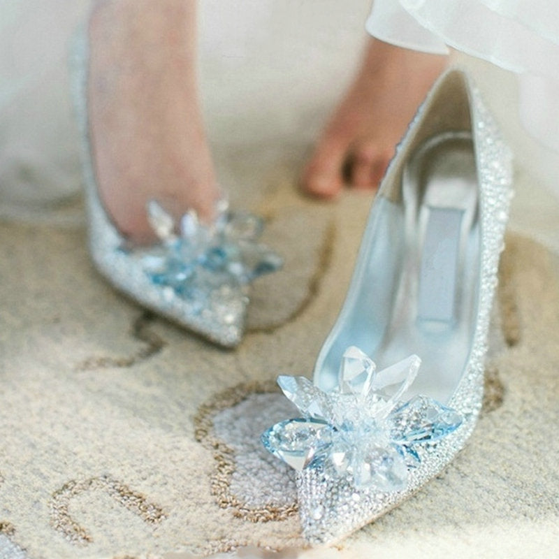 Elegant women Wedding Shoes