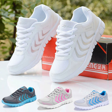 Casual Lace-up unisex Sports Breathable Sneakers