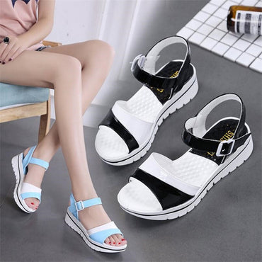Casual Sandal Women Round toe Fashion