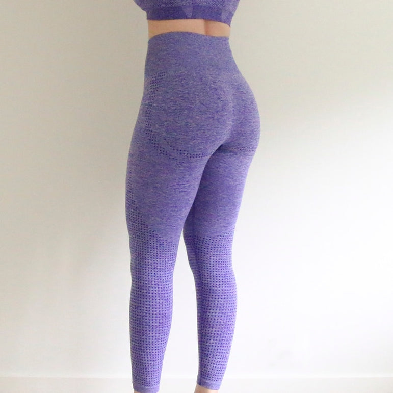 High Waist Vital Seamless Leggings Yoga Pants