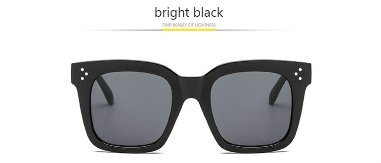 2019 Women Square Sunglasses