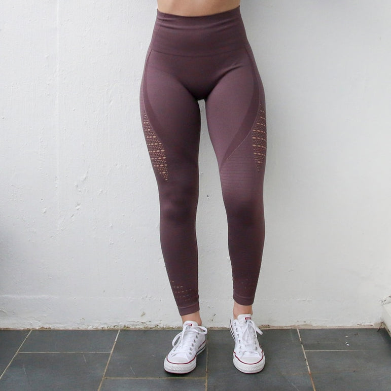 High Waist Super Stretchy Gym Pants