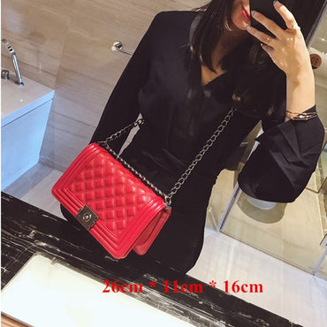 Luxury Chain Shoulder Handbags