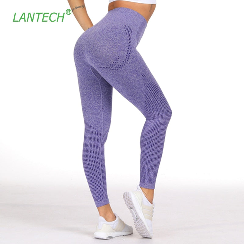 High Waist Sportswear Stretchy Fitness Gym