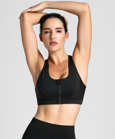 High Impact Yoga Bra Top