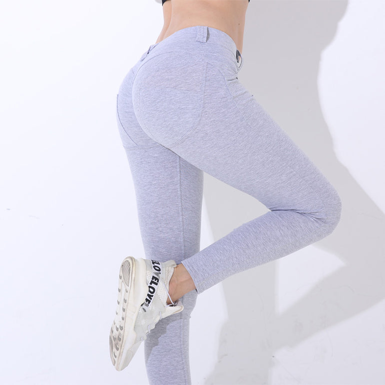 Sexy Hip Push Up Fitness Legging