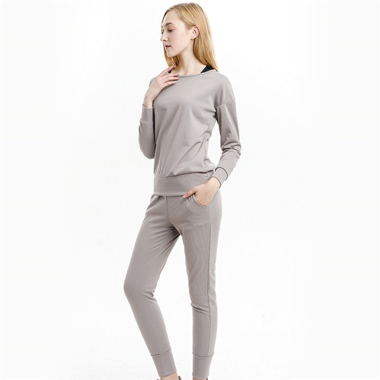 Casual Long Sleeve Tracksuit