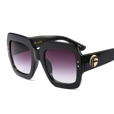 Trend Square Sunglasses Ladies Fashion