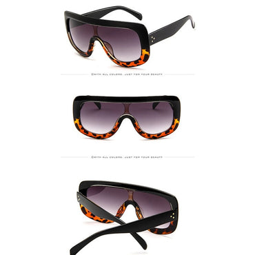 Luxury Big Frame Sunglass