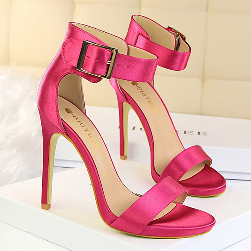 New Party High Heels Women Shoes