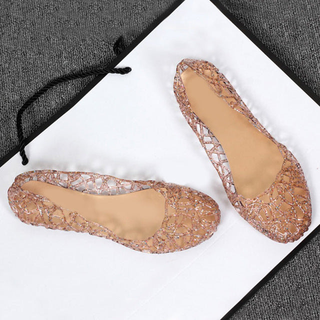 Sandals Hollow Out Summer Flat