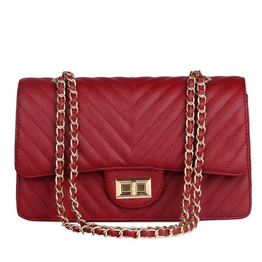 leather Shoulder Luxury Crossbody Handbag