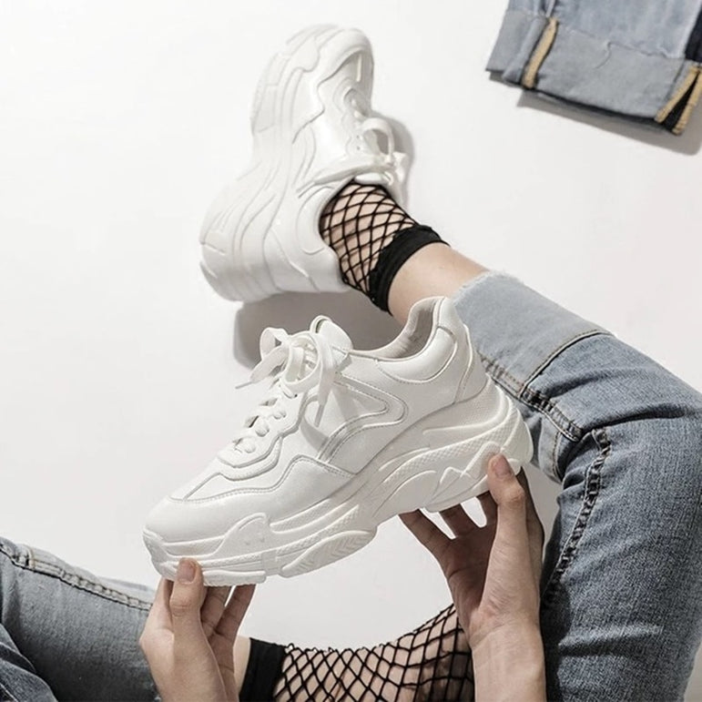 Casual Mesh Women Sneakers