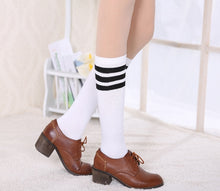 Knee High Fashion Sport Socks