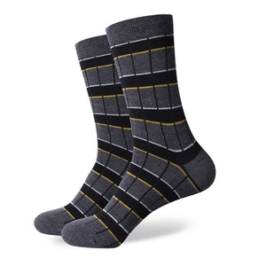 Striped Dress Socks