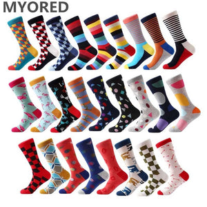 Vibrant, Colourful Dress Socks