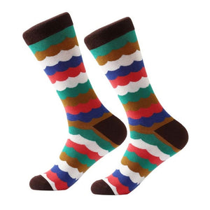 Colourful Dress Socks