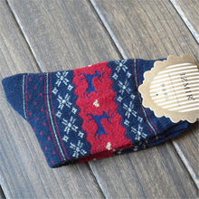 Wool Winter Socks