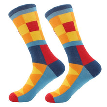 Various Colourful Dress Socks