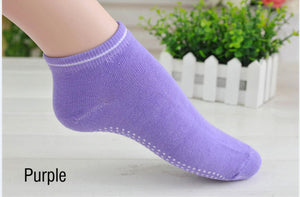 Anti Skid Ankle Socks
