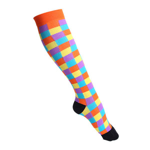 Colourful Knee High Socks