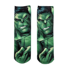 Superhero Ankle Socks