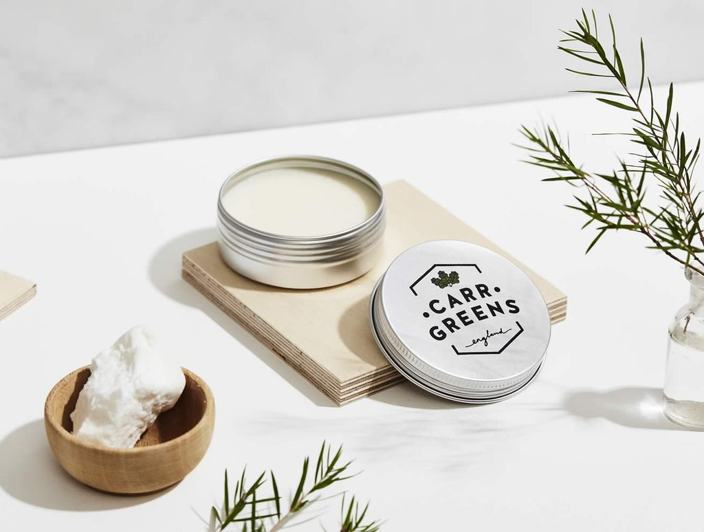 Tea Tree Natural Deodorant