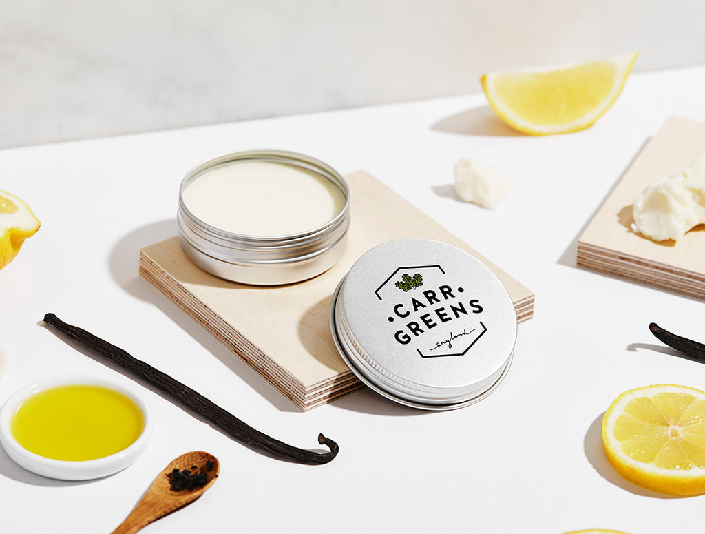 Vanilla & Lemon Natural Deodorant