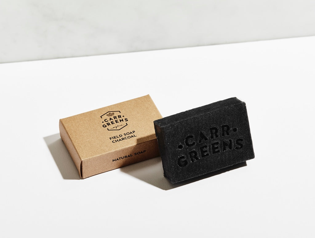 Natural Soap Charcoal Triple Pack *NEW*