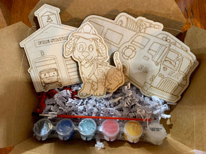 Firehouse DIY Craft Pack
