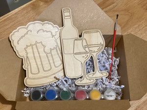 Adult Beverage DIY Craft Pack