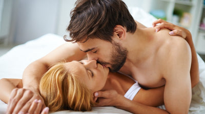 6 REASONS TO SPEND MORE TIME ON FOREPLAY