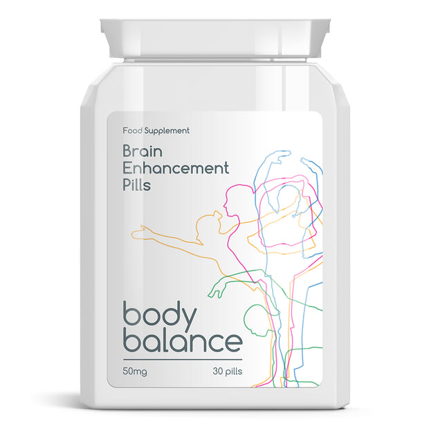 Brain Enhancement Capsules
