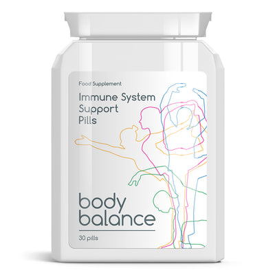 Immune System Support Pills