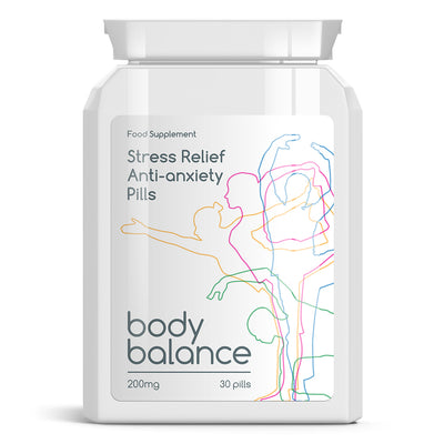 Stress Relief Anti-Anxiety Pills