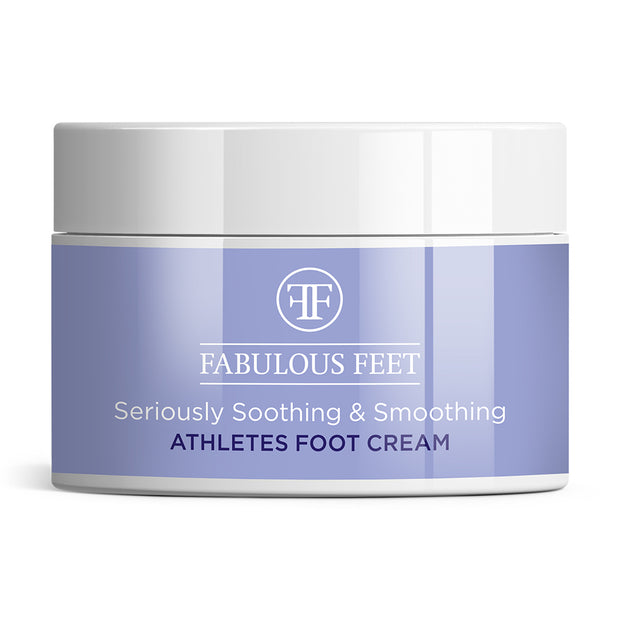 Seriously Soothing and Smoothing Athletes Foot Cream