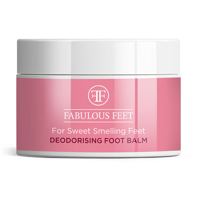 Deodorising Foot Balm For Sweet Smelling Feet