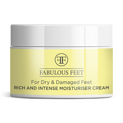 Rich and Intense Moisturiser Cream for Dry and Damaged Feet