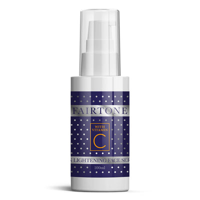 Skin Lightening Face Serum with Vitamin C