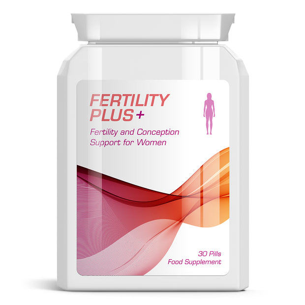 Fertility & Conception Support Pills for Women