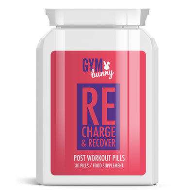 Recharge and Recover Post Workout Pills
