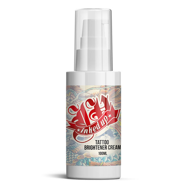 Tattoo Brightner Cream