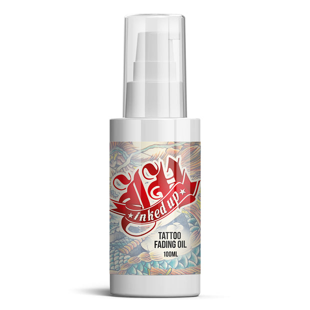 Tattoo Fading Oil