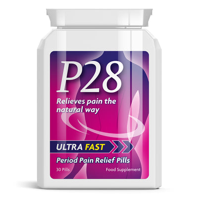 Ultra Fast Period Pain Relief Tablets