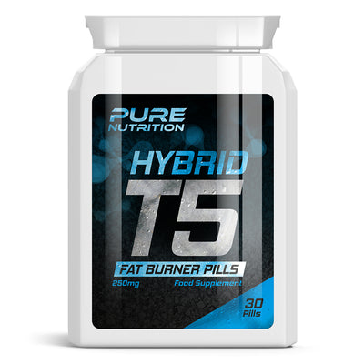 T5 Hybrid Fat Burner Pills