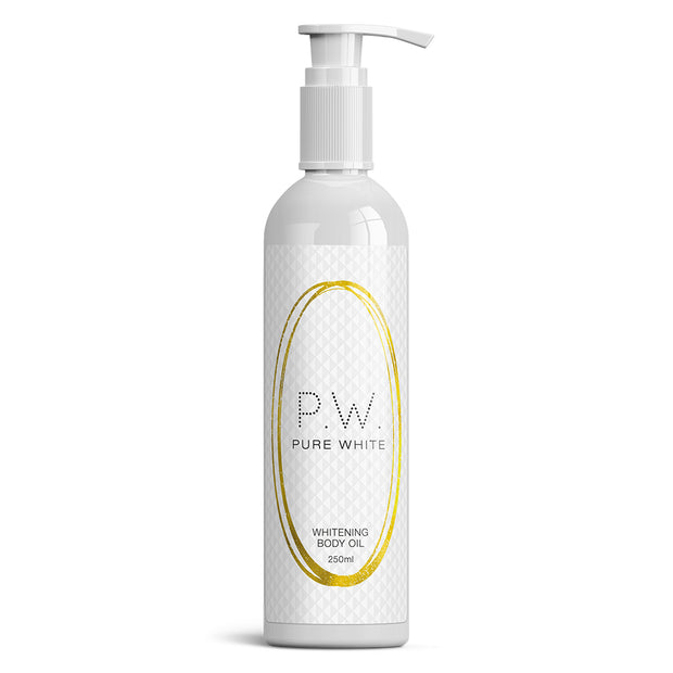 Whitening Body Oil