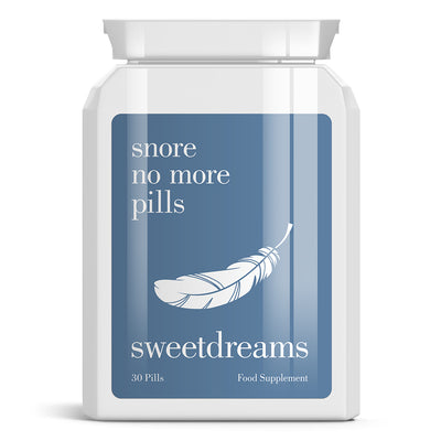 Snore No More Pills