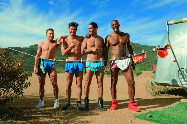 VIDEO:  CheapUndies Models Party in Malibu, in the HUNGOVER