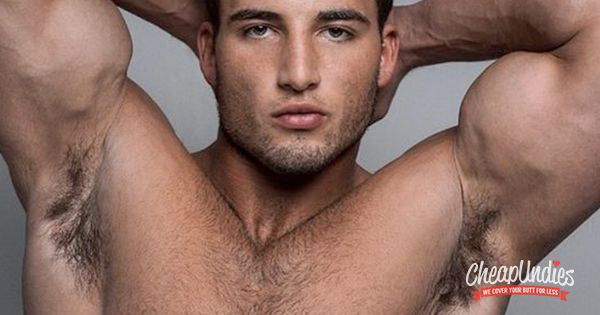 Do Men's Armpits Turn You On?  Yes?!  Check out these PHOTOS!