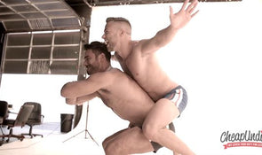 Behind the scenes with Rodiney Santiago and Colby Melvin